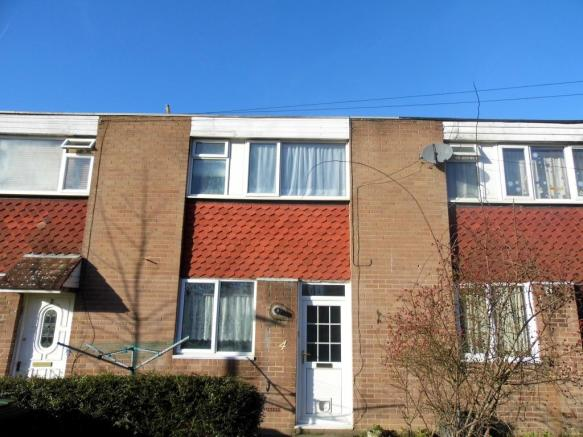 2 Bedroom Terraced House For Sale In Quarry Square Maidstone Kent ME14