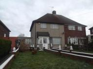 3 bed semi detached property in Okemore Gardens...