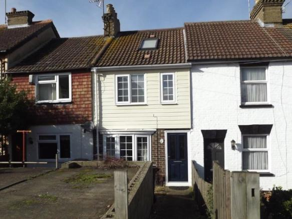 2 Bedroom Terraced House For Sale In Maidstone Road Gillingham Kent ME8