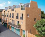 3 bedroom new property for sale in The Kings Quarter...