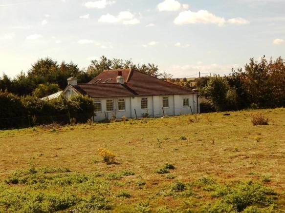 View of property fro