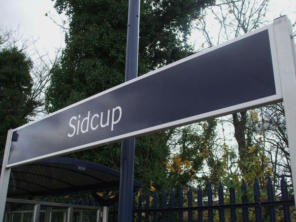 Sidcup Station