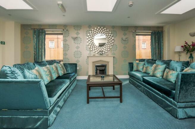 Homerowners lounge