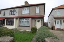 semi detached house for sale in Camborne Road, Welling