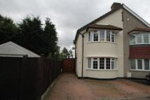3 bedroom semi detached home in Charmouth Road, Welling...
