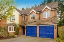 5 bed Detached property for sale in Romsey Close...