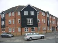 Flat in Riverbank Way, Ashford...