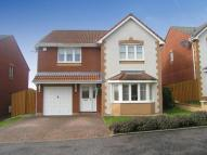 Detached property for sale in St. Abbs Way, Chapelhall...