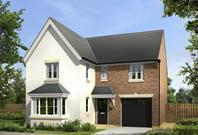 4 bed new home for sale in Cairncross Place...