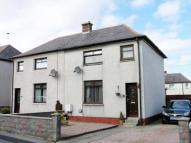 2 bed semi detached property for sale in Anderson Street...