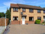 4 bed semi detached property in Cargill Drive, Prestwick...