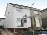 2 bedroom semi detached house for sale in Bute Road, Cumnock...