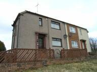 semi detached house for sale in Garronhill, Muirkirk...