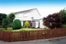 3 bedroom semi detached home in Murray Court, Cumnock...