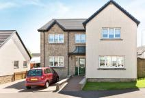 Detached home for sale in Craufurd Drive, Drongan...