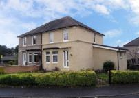 semi detached home for sale in Comrie Street, Glasgow...