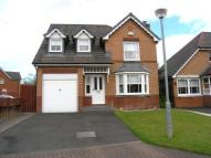 4 bed Detached property in Barrachnie Place...