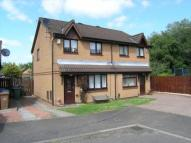 3 bed semi detached house in Carroglen Grove...
