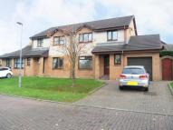 3 bedroom semi detached property for sale in Crownhall Place, Glasgow...