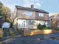semi detached home for sale in New Luce Drive, Glasgow...