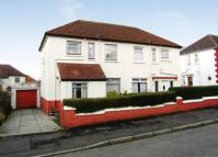 Garrowhill Drive semi detached property for sale