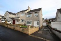 3 bedroom semi detached home for sale in Culzean Drive...