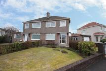 3 bed semi detached property in Torrington Crescent...