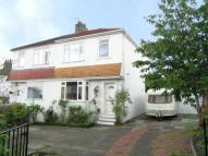 2 bed semi detached home for sale in Orchard Park Avenue...