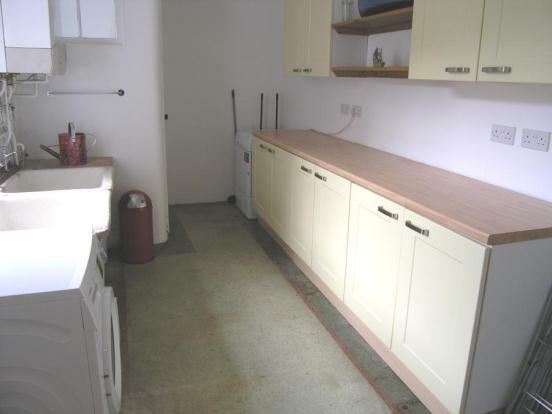 Utility/Wash Room