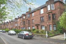 Flat in Girvan Street, Glasgow...