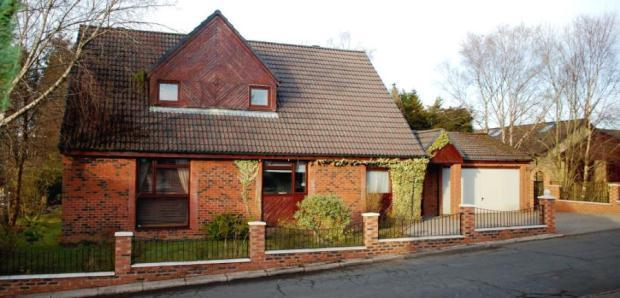 5 Bedroom Detached House For Sale In Ashburton Park Newlandsmuir