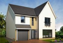 4 bed new property for sale in Cypress Road, Motherwell...