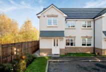 3 bed End of Terrace home for sale in Lawers Drive, Motherwell...