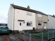 2 bed semi detached home for sale in Muirend Road, Kilmarnock...