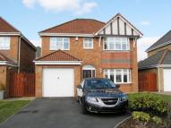 4 bed Detached home for sale in Burns Way, Kilmarnock...