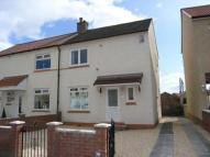 2 bedroom semi detached home for sale in Craufurdland Road...