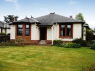 Bungalow in Catrine Road, Mauchline...