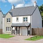 4 bedroom new property in Symington, South Ayrshire