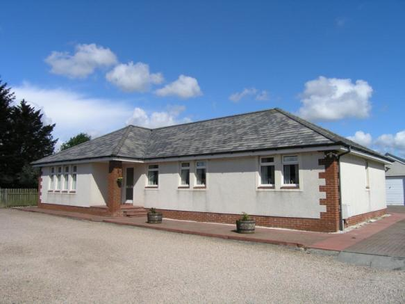 4 Bedroom Bungalow For Sale In Meadow Cottages Dumfries