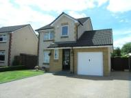 Detached home in Calico Way, Lennoxtown...