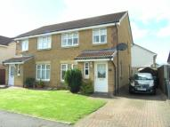 3 bed semi detached house in Mathieson Crescent...