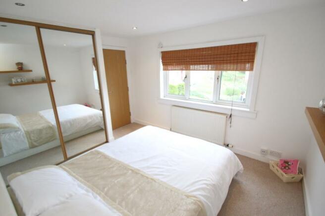 Bedroom One Angle