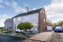 4 bedroom semi detached house for sale in Andrew Avenue, Lenzie...