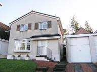 Detached house in Moredun Drive, Paisley...