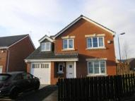 Detached property in Hillman Crescent...