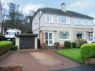 semi detached home in Banchory Avenue...