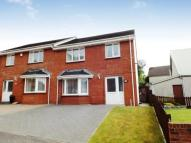3 bed semi detached property in James Street, Dalry...