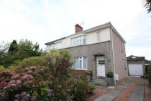 3 bedroom semi detached house for sale in Newtyle Road, Ralston...