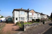 2 bed End of Terrace home for sale in Bathgo Avenue, Paisley...