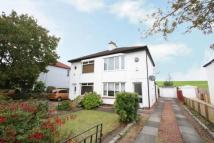 semi detached home for sale in Kinpurnie Road, Paisley...